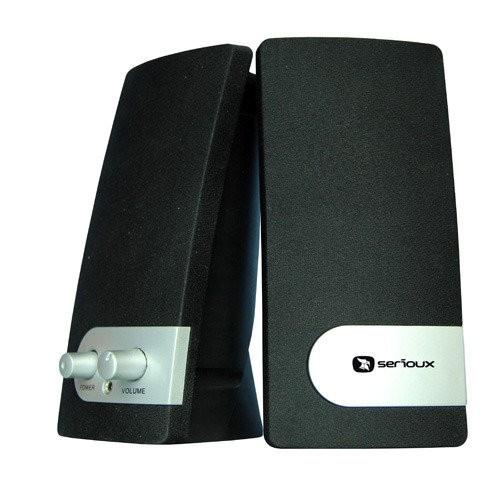 Boxe Serioux Pop 251B SRXS-251B, stereo 2.0, 200W PMPO