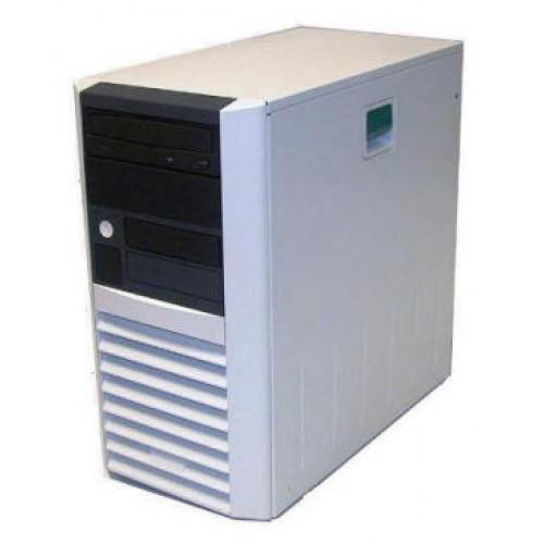 Calculator Fujitsu Siemens Core2Duo 1.86GHz, 1GB DDR2, HDD 160GB, DVD, PCIe, Esprimo P5915