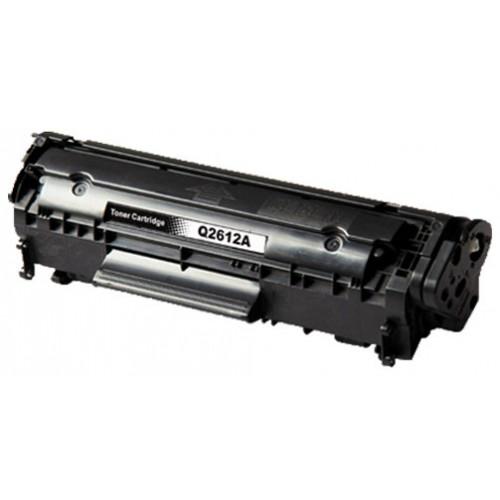 Cartus toner compatibil Q2612A pentru HP LJ 1018 / 3020MFP / Canon LBP2900