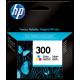 Cartuş cerneală HP300 color original, CC643EE