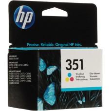 Cartus cerneală HP351 color original, CB337EE