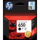 Cartus cerneala HP650 negru original, CZ101AE