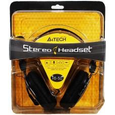 Căşti cu microfon A4TECH HS-50