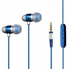 Casti audio In-ear cu Aluminum Magnesium Alloy Havit I6-1Ear control telefon