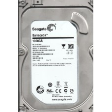 HDD 1TB SATA3 Seagate Barracuda, 7200rpm, 64MB, ST1000DM003