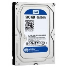 HDD 500GB SATA3 Western Digital Blue, 7200rpm, 16MB, WD5000AAKX