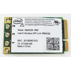 Placa wireless N pentru Sony Vaio VGN-FZ / VGN-NR, Intel 4965AGN MM2