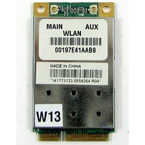 Placa wireless b/g de laptop, Atheros AR5BXB61, mini PCI-E
