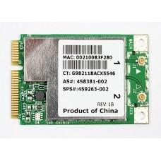 Placa wireless b/g pentru HP dv6000 / dv9000, Broadcom BCM94312MCG