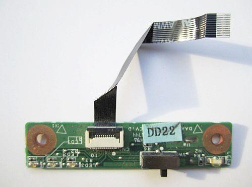 Modul wireless switch board pentru HP dv9000 / dv9700, DAAT9TH18D2
