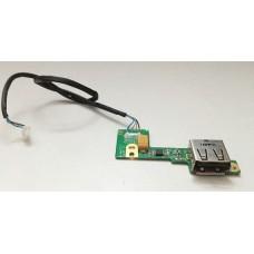 Port USB spate pentru HP dv9000 / dv9500 / dv9700, DD0AT9THB00