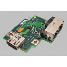 Port USB, ethernet si modem pentru Toshiba Satellite A80, LS-2498