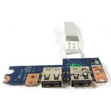 Porturi USB pentru Acer Aspire E1-531 / E1-571 / V3-531 / V3-571, LS-7911P