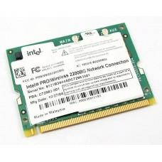 Placa wireless b/g Intel pentru Compaq nx8220 / Dell D620, WM3B2200BG