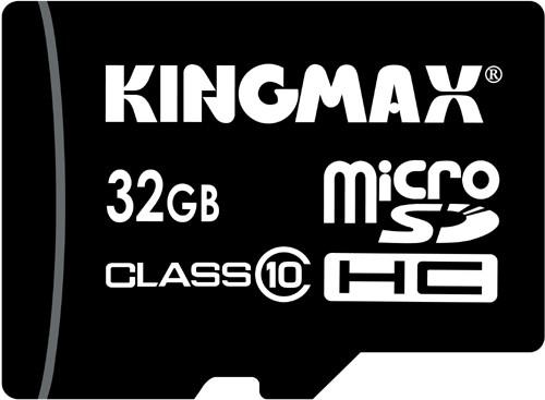 Card de memorie MicroSDHC 8GB Clasa 10 Kingmax KM08GMCSDHC101A
