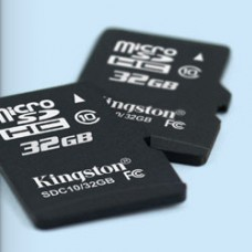 Card de memorie MicroSDHC 4GB Clasa 4 Kingston SDC4/4GBSP