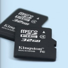 Card de memorie MicroSDHC 8GB Clasa 4 Kingston SDC4/8GB