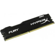Memorie RAM Kingston 4GB  DDR4 2400MHz CL15 DIMM HyperX FURY Black