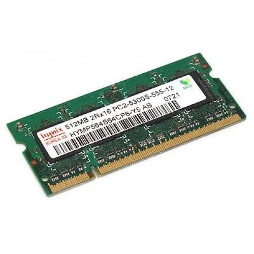 Memorie laptop 512MB DDR2, diverse marci