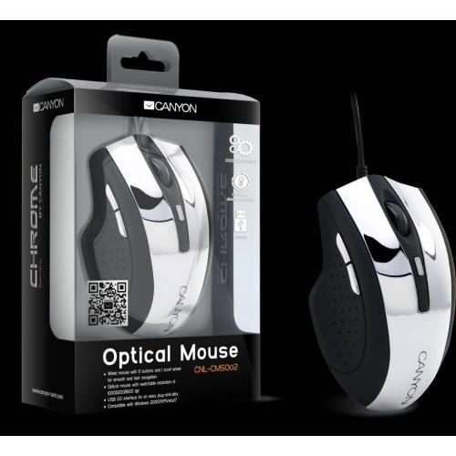 Mouse gaming Canyon CNL-CMSO02