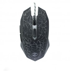 Mouse Gaming  ZornWee HellFire, Optical, Negru