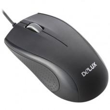 Mouse Delux DLM-375BU optic, USB