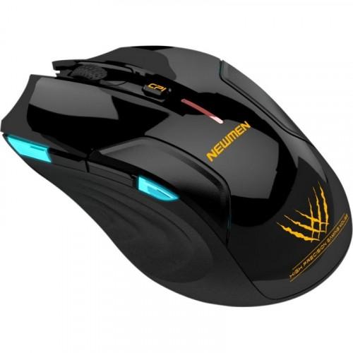 Mouse gaming fara fir Newmen E500 optic, 1600dpi