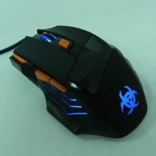 Mouse gaming Rotech 7D 4000 DPI, optic