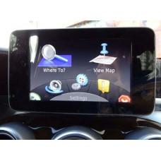 Card harti navigatie GPS MERCEDES-BENZ A C CLA CLS E GL GLA GLE GLS