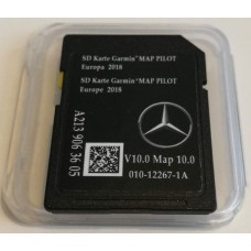 Card harti navigatie GPS MERCEDES-BENZ Map Pilot V12 A2139062607 EUROPA 2019