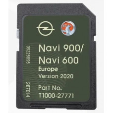 Card harti navigatie GPS Navi 600 900 Opel Astra Zafira Insignia Cascada Meriva