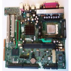 Placa de bază Dell Optiplex GX260 / GX150, CN-02X378-13740, socket 478
