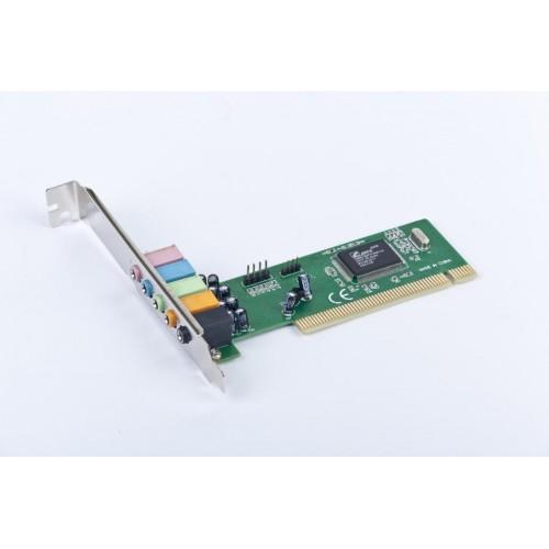 Placă de sunet Gembird SC-5.1-3, PCI