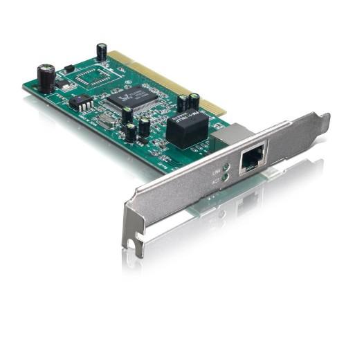 Placa de retea Gigabit TRENDnet TEG-PCITXR, PCI