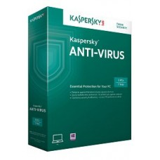 Kaspersky Anti-Virus 2015 1PC 1 an, KL1161OBAFS