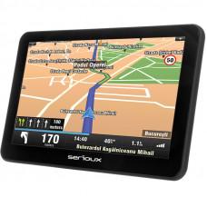 Navigatie GPS pentru camioane Serioux UrbanPilot UPQ700, diagonala 7 inch, cu doua seturi de harti