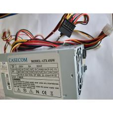 Sursă 450W PC ATX Casecom, 2 x SATA