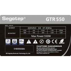Sursa Segotep GTR-550 550W 85% ventilator 120mm